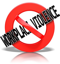 WORKPLACE VIOLENCE PREVENTION & RESPONSE